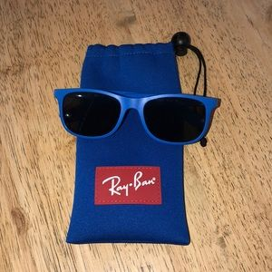 Ray ban JR  RJ9062S (frames only). Authentic. EUC